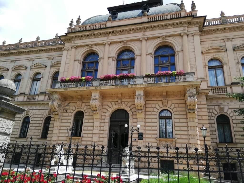 Sremski Karlovci architecture