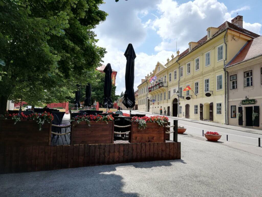 Sremski Karlovci square