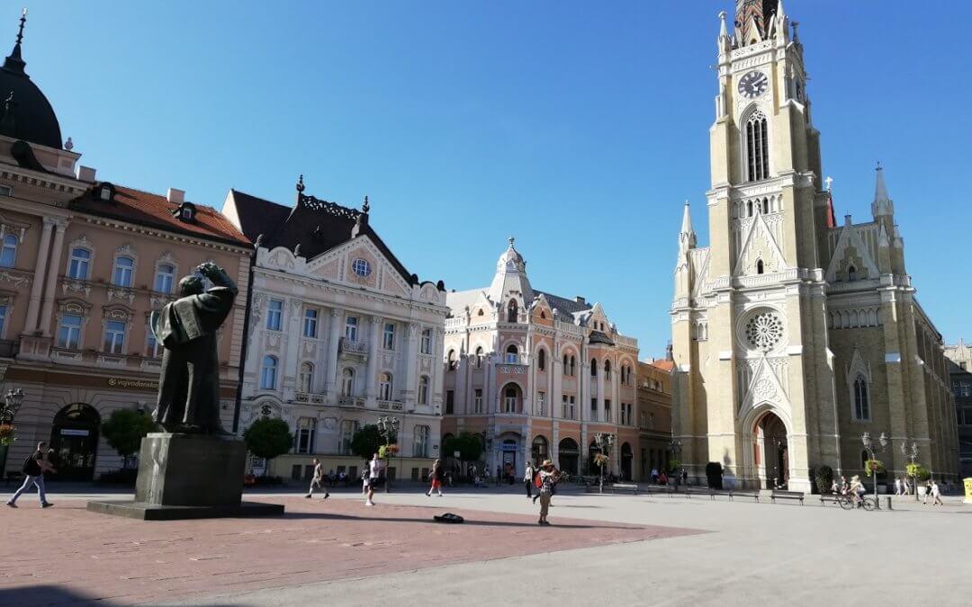 Visit Novi Sad