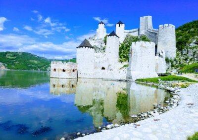 Golubac Castle