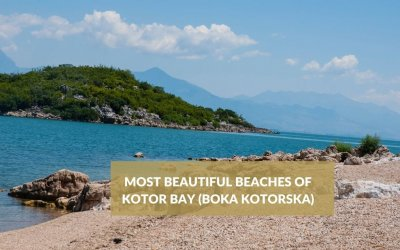 The Best Beaches in Kotor Bay