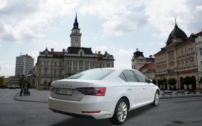 Novi Sad Private Driver